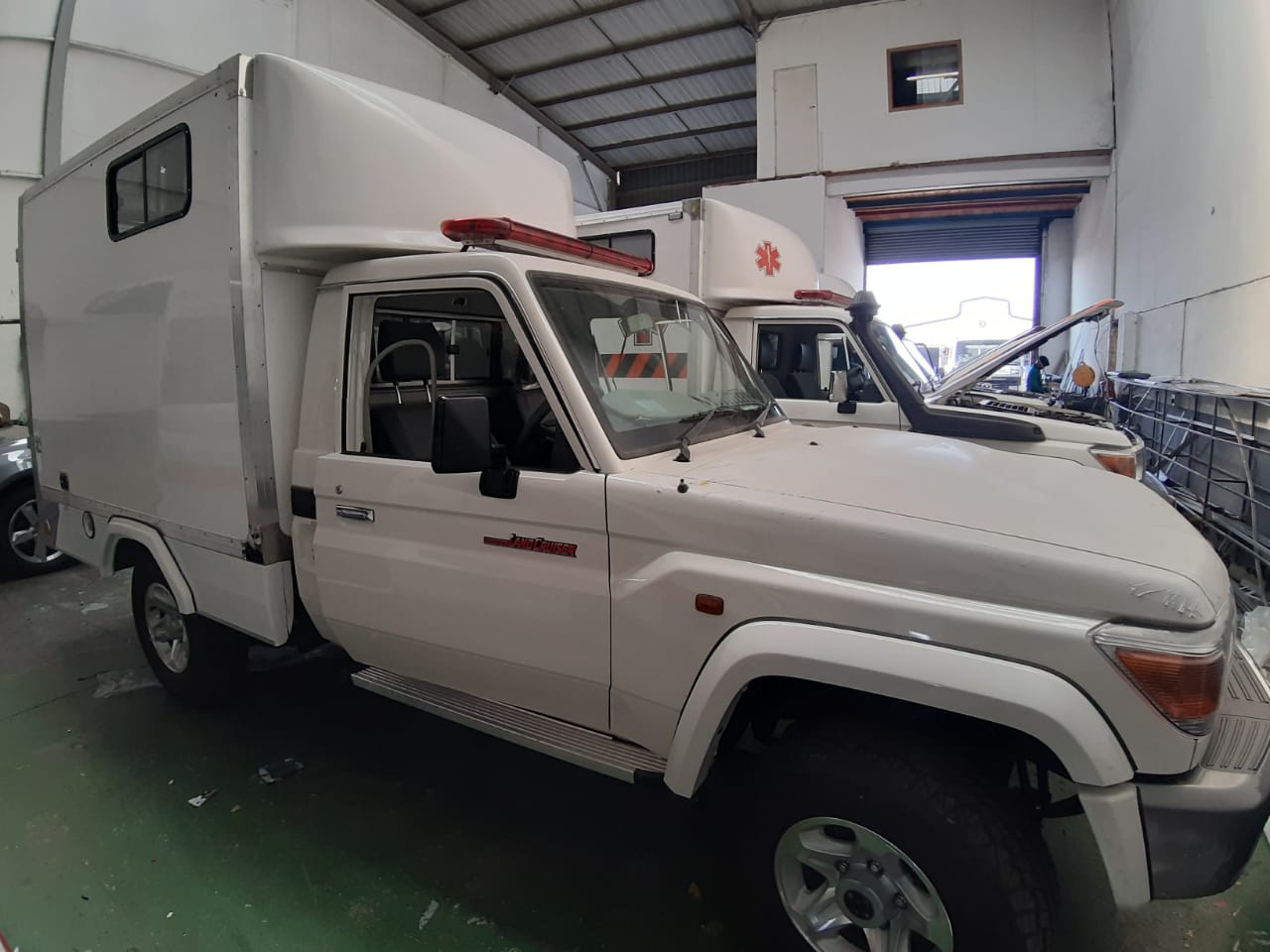 4x4 And Rough Terrain Ambulances