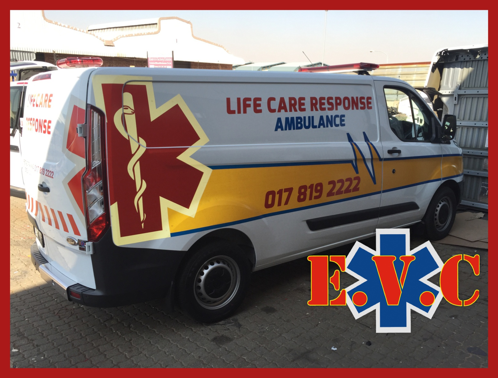 New Ambulance for Life Care Response