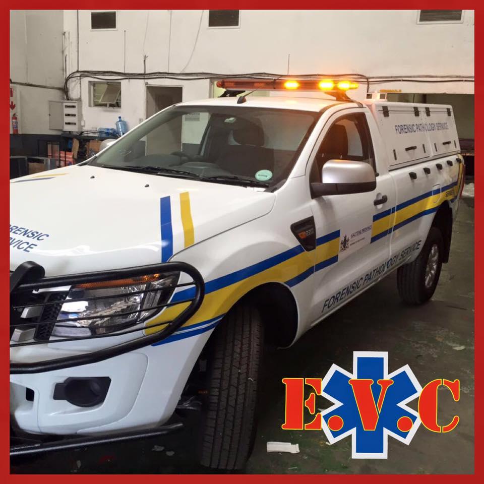 Forensic PAthology Vehicle