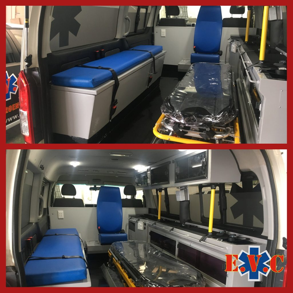 2015 Medix Ford Transit Type Ii Ambulance: Emergency Vehicles ConversionsToyota Quantum 10 Seater GL