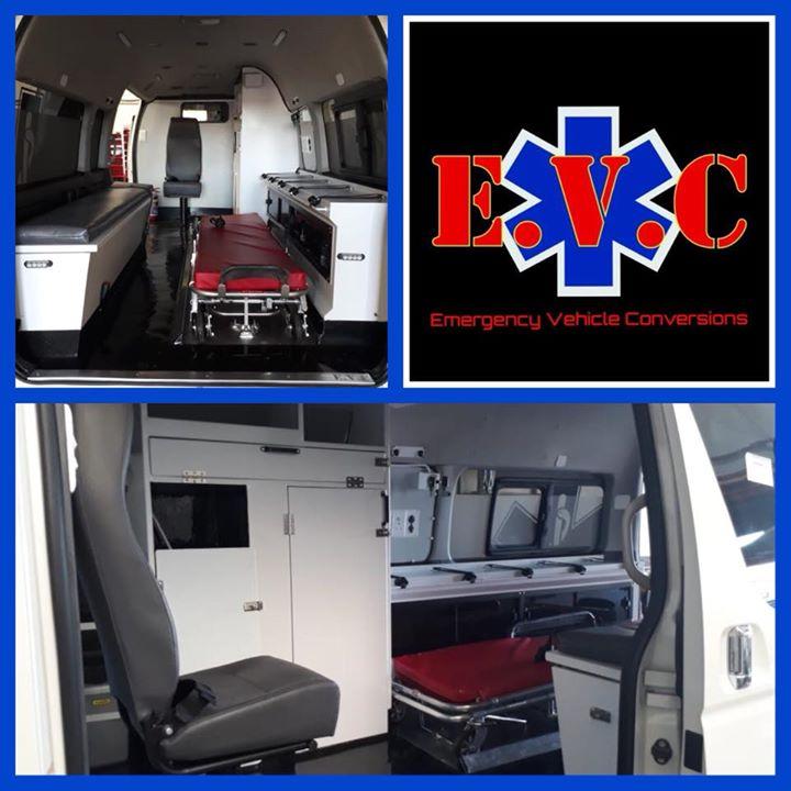 Toyota Quantum 14 Seat GL Ambulance