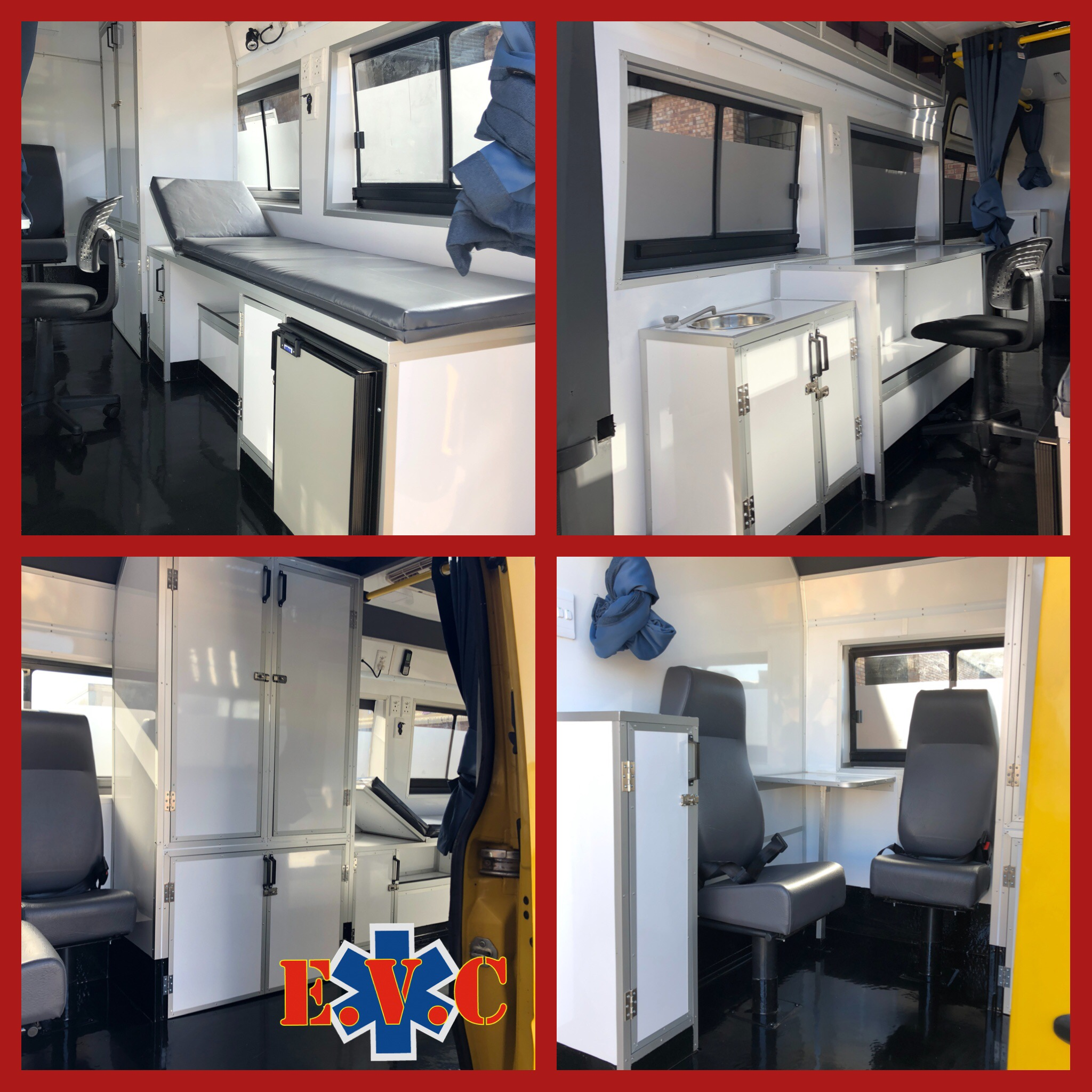 Custom Clinic on VW Crafter 50
